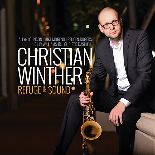 Christian Winther - Refuge In Sound